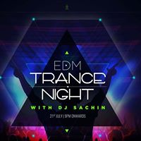 EDM nights with DJ Sachin
