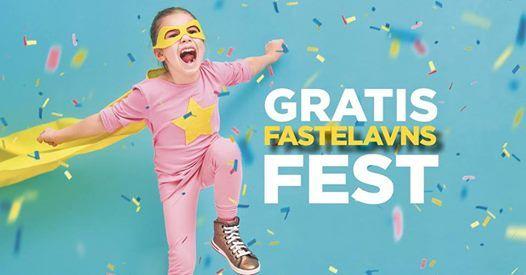 Gratis fastelavnsfest p BROEN Shopping