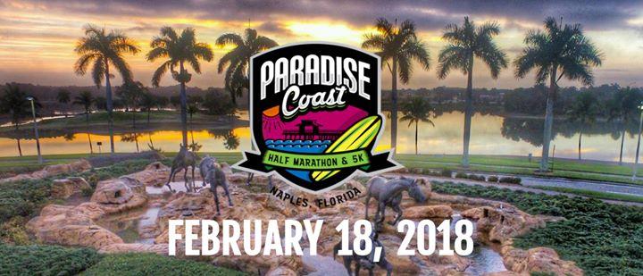 Paradise Coast Half Marathon & 5k