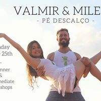 Lets Forr presents Valmir and Milena