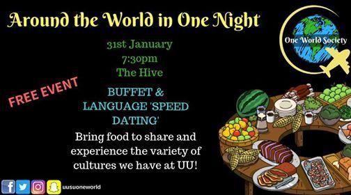 Around the World in One Night