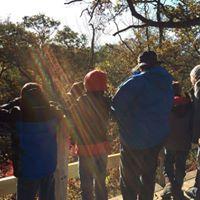 Kids and Families Fall nature hike