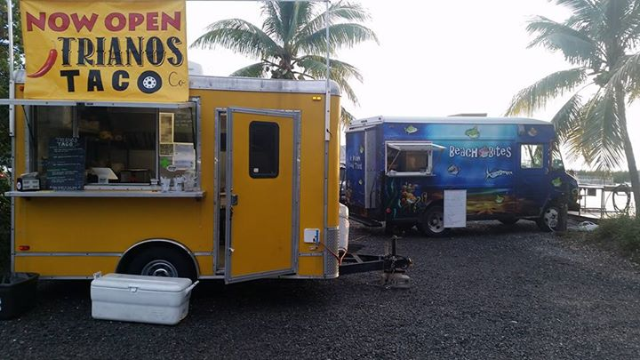 Food Trucks In Paradise Key West