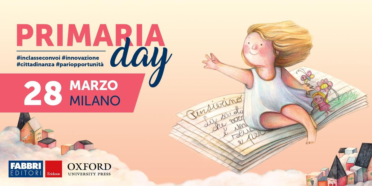 Primaria Day 2019  Milano