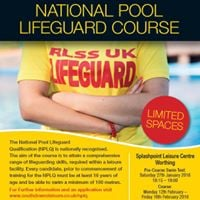 National Pool Lifeguard Qualification