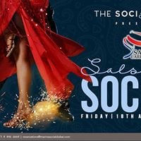 Salsa Social Party - Test Event
