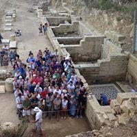 Visite guide du chantier de fouilles
