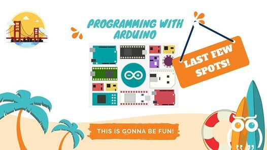LAST FEW Spots Programming with Arduino