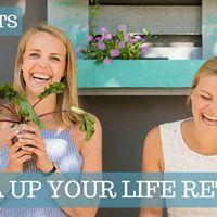 Prana Up Your Life Retreat