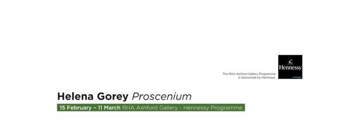 Helena Gorey Proscenium Exhibition Opening