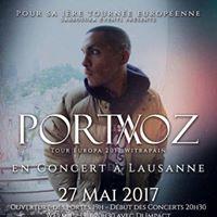 Portavoz - Witrapai 2017 Tour Europa