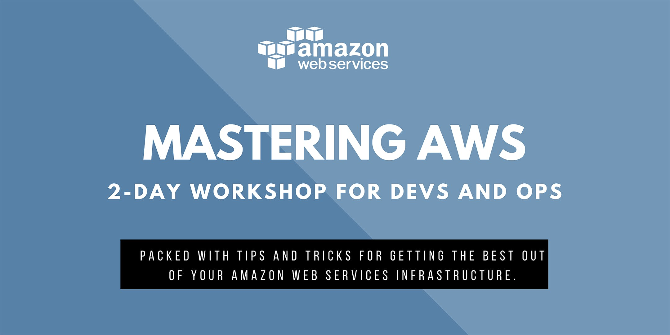 TOP Mastering Amazon Web Services (Brussels)