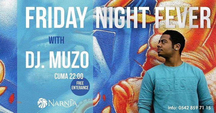 DJ MUZO at Narnia