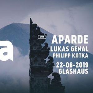 Palea Showcase w Aparde (live) Lukas Genal Philipp Kotka