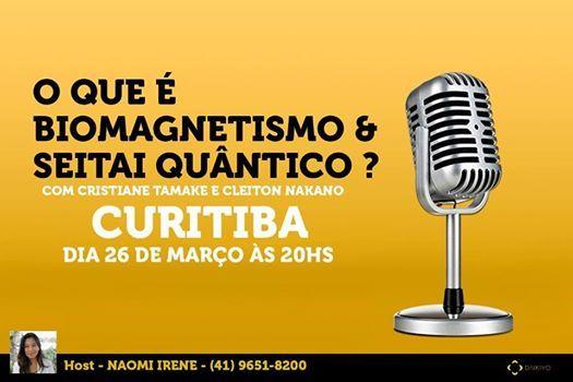 O que  Biomagnetismo e Seitai Quntico - Curitiba