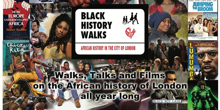 St PaulsBank Black History Walk