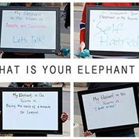 I Support Your Elephant