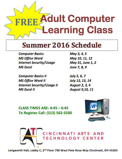 Free Arts And Crafts Classes