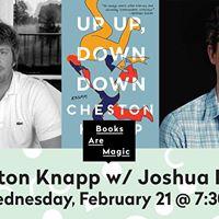 Cheston Knapp Up Up Down Down w Joshua Ferris