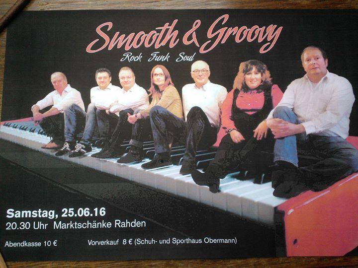 Smooth & Groovy -Live- at Marktschänke Rahden, Rahden
