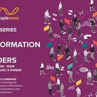 Breakfast Series Digital Transformation for HR Leaders