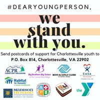 DearYoungPerson Letter Writing Open House