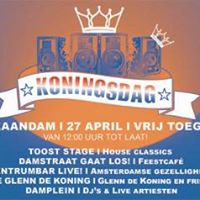 Koningsdag Zaandam 2017