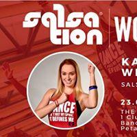 Salsation Workshop with Kamila WIerzynska in Kuala Lumpur