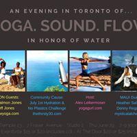 Yoga  Sound  Flow (TORONTO)