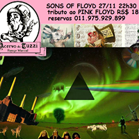 SONS OF FLOYD - TRIBUTO AO PINK FLOYD
