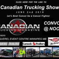 Canadian Trucking Show &amp Convoy 2018