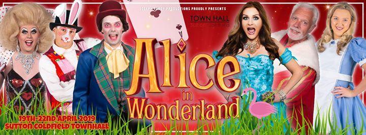 Alice In Wonderland (Easter Holidays 2019)