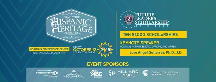 2018 Statewide Hispanic Heritage Month Celebration