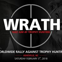 2018 Worldwide Rally Against Trophy Hunting Asheville