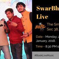 SwarBhoomi Live at The Smoke Factory Noida  GiGlue.com