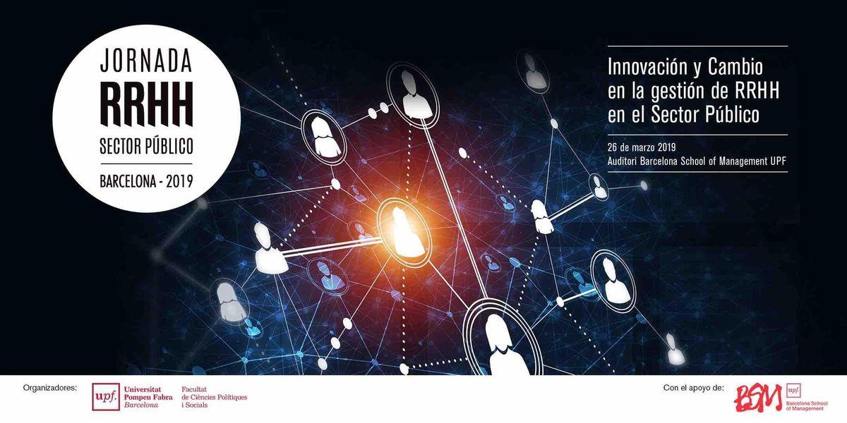 Jornada sobre Innovacin y cambio en la gestin de RRHH en el sector pblico