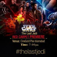 Star Wars Red Carpet Premiere