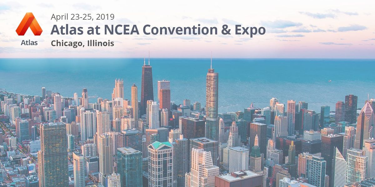 Atlas at NCEA Convention & Expo in Chicago Illinois
