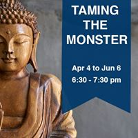 Taming The Monster of Your Mind in 3 simple steps  10 class series. First