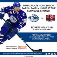 Immaculate Conception Parish Family Hockey Night