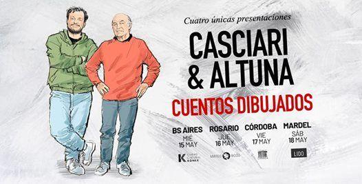 Cuentos dibujados Casciari & Altuna