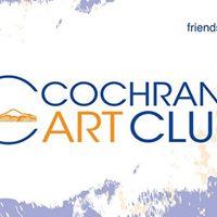58 Cochrane Art Club Show and Sale