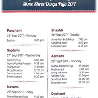 North Bombay Sarbojanin Durga Pujo