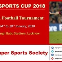 Super Sports Cup 2018 - All India Football Tournament 2018
