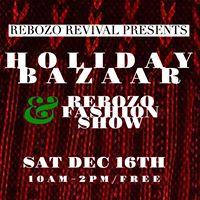 Rebozo Revival Holiday Bazaar