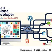 Become a Professional Web Developer (Call 0320 1443744)