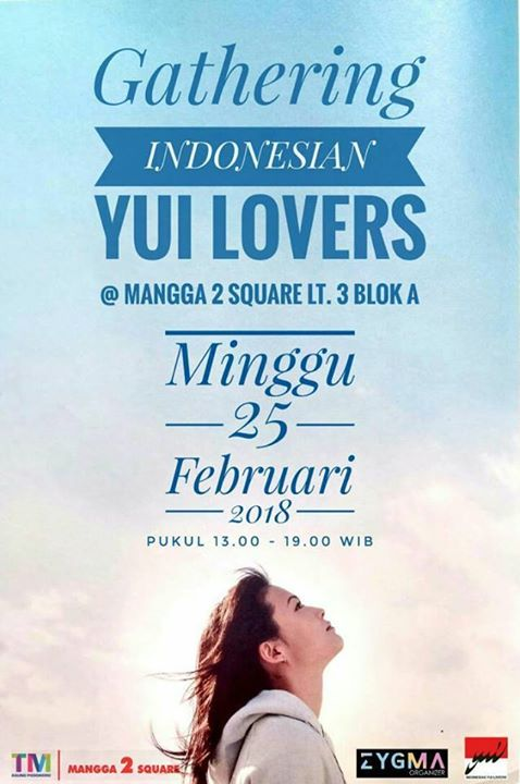 Gathering YUI Lovers Indonesia