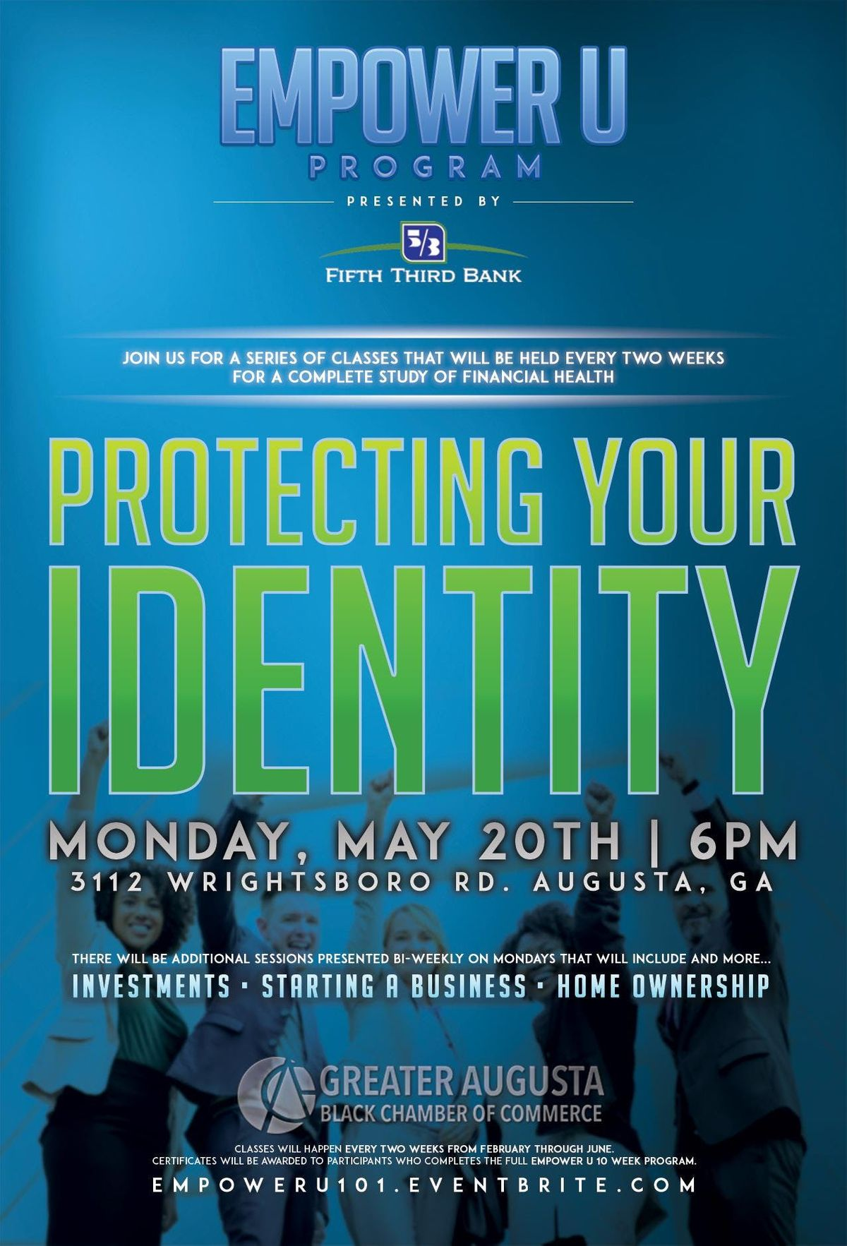 Empower U Program Protecting Your Identity presented by Fifth Third Bank