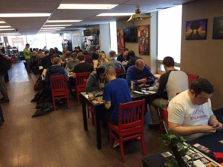 Aether Revolt Prerelease - Face to Face Games Toronto