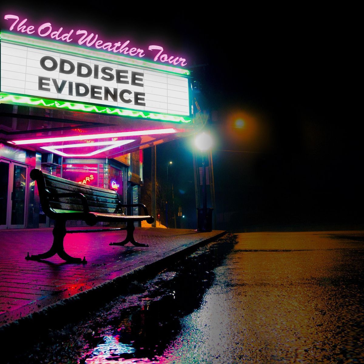 Oddisee & Evidence (The Odd Weather Tour)